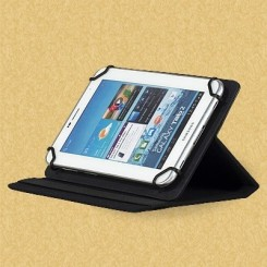 3003 Black tablet case 7-8""