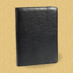 3004 Black tablet case 8-9""